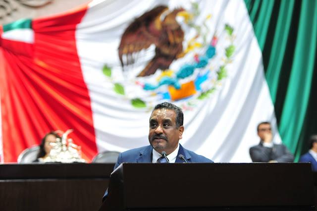 José Luis Montalvo fundamenta reforma para ampliar el catálogo de los datos personales considerados como sensibles