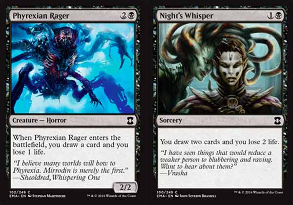 Magic The Gathering Adventures Eternal Masters Set Review Black