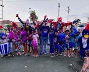 Prefeitura Municipal de São João Batista, realiza festa do Dia das Crianças na Praça de Eventos