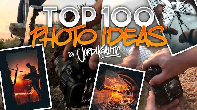 ТОП 100 идей для фотографий