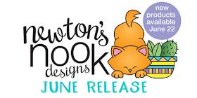 Newton's Nook Designs June 2018 Release #newtonsnook