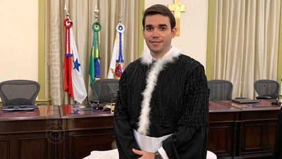 filho carroceiro lavadeira posse juiz para