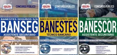Apostila Concurso BANESCOR 2018