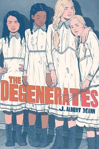 The Degenerates by J. Albert Mann pdf
