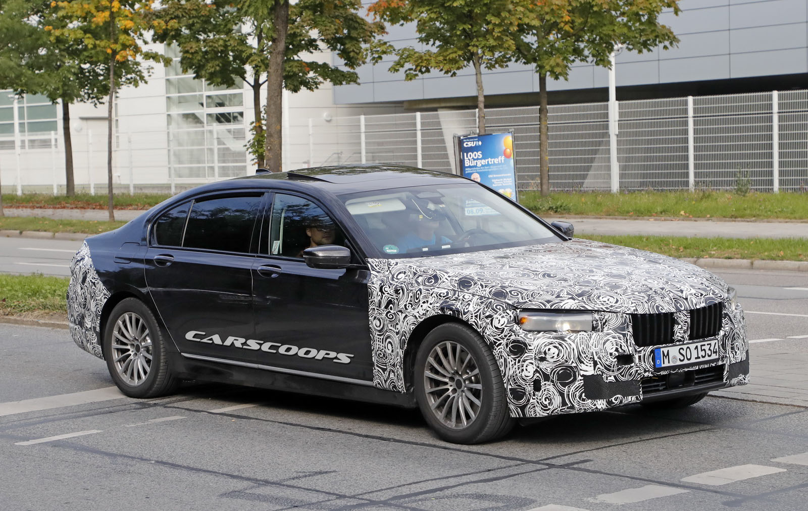 facelifted 2019 bmw 7-series to adopt more dynamic design and new
