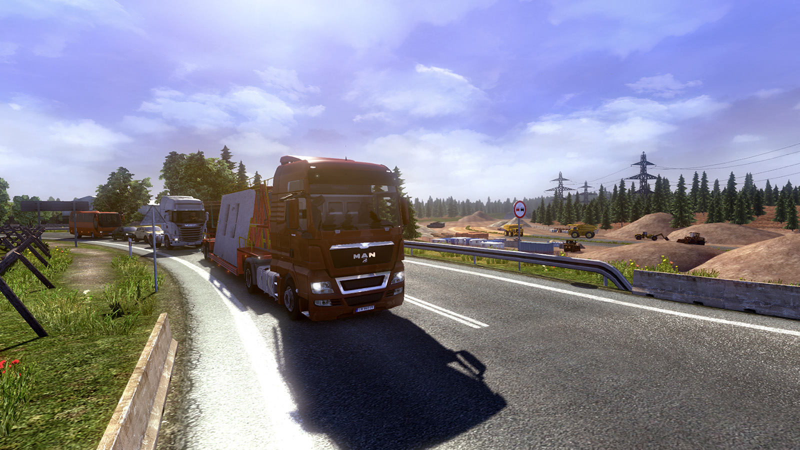 SCS Software's blog: Going East!