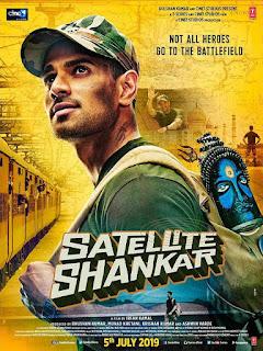 Satellite Shankar First Look