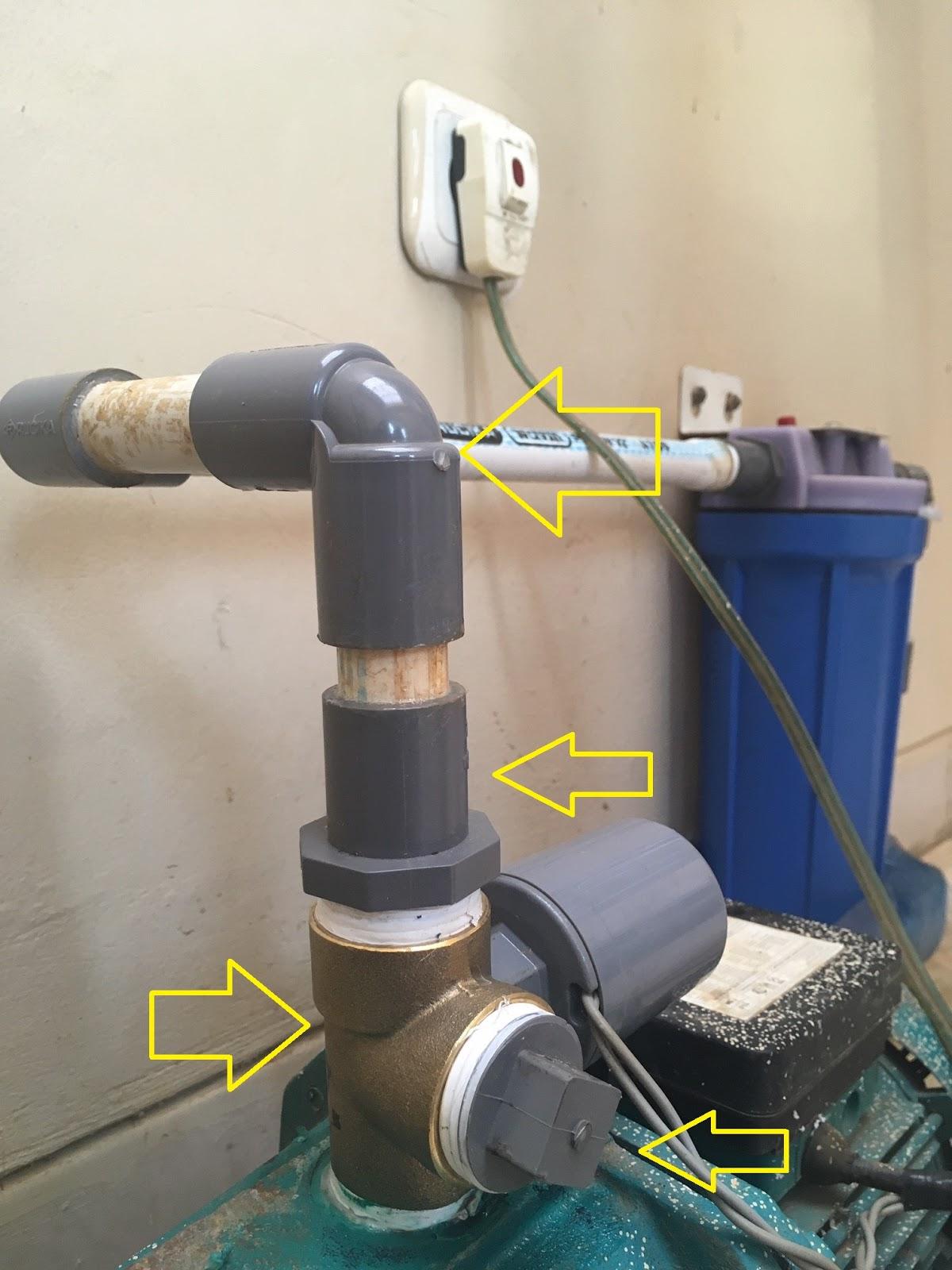 The Way Of Life Beberapa Masalah Pompa Air Dan Solusinya