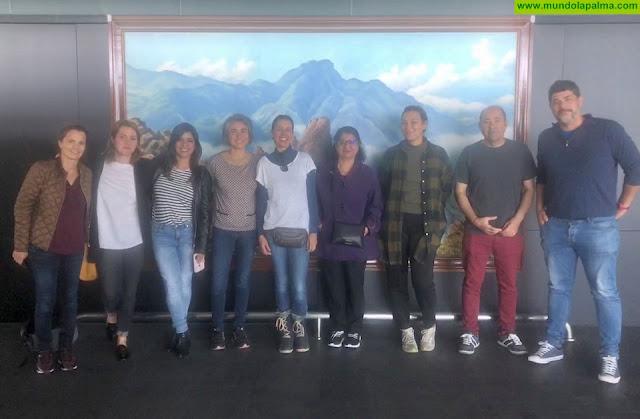 Los representantes del sector audiovisual de Canarias se reúnen en La Palma