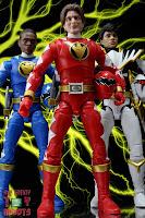 Power Rangers Lightning Collection Dino Thunder Blue Ranger 61