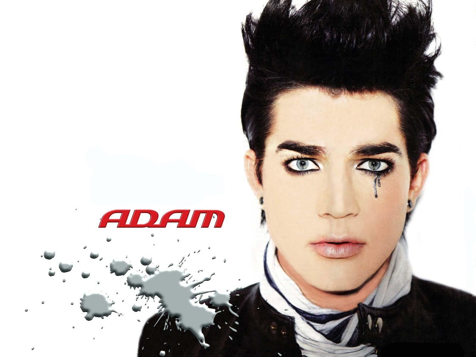 Excuse Adam Lambert While He Kisses The Sky