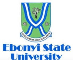 EBSU concessional admission application form