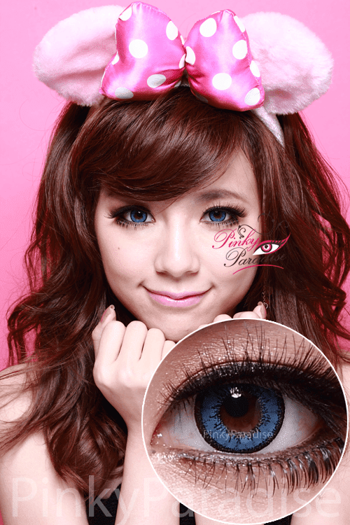 Vassen Dolly Plus Blue Circle Lenses (Colored Contacts)