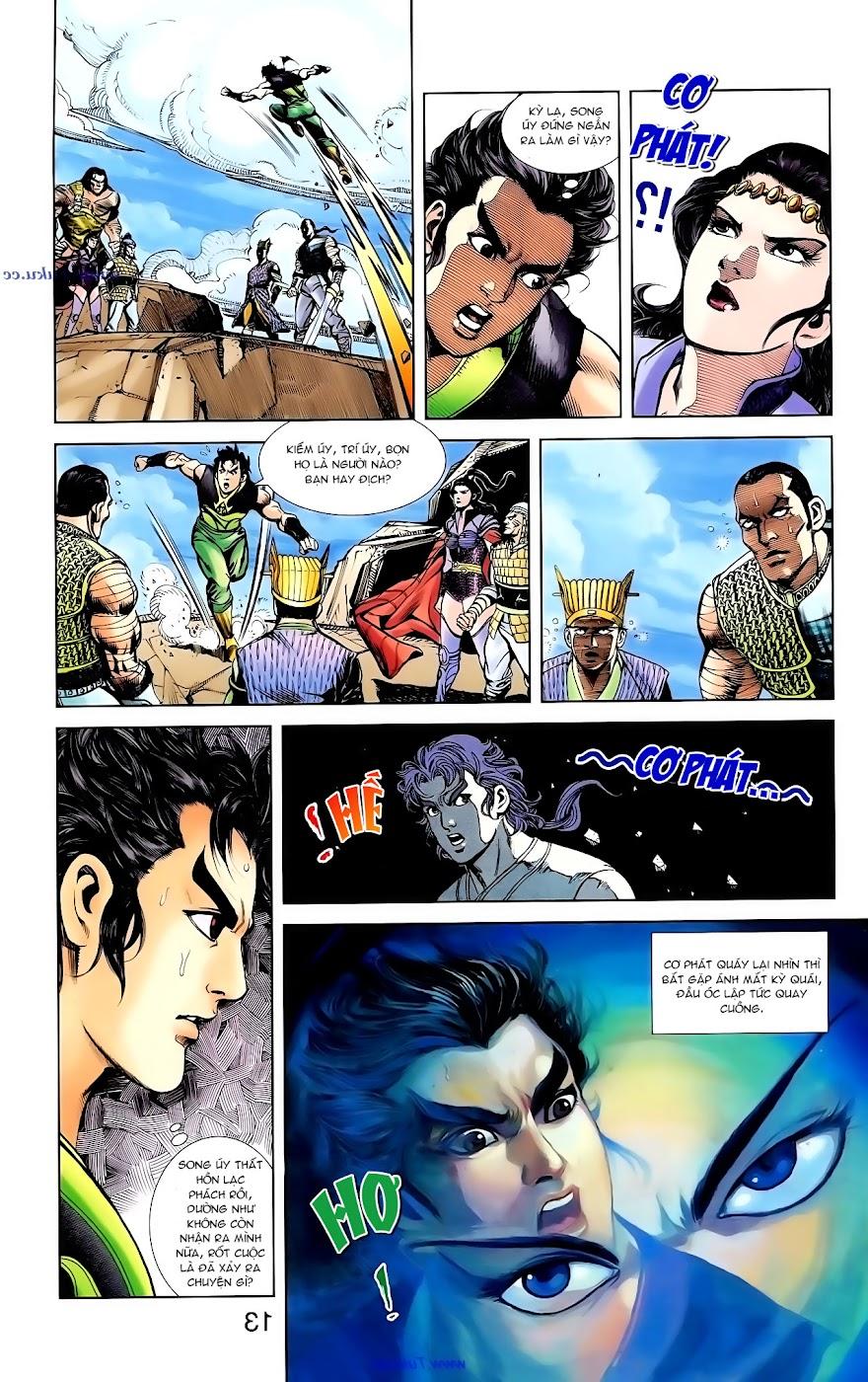 Cơ Phát Khai Chu Bản chapter 92 trang 17