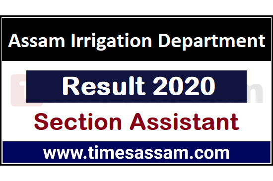 Result Of Section Assistant