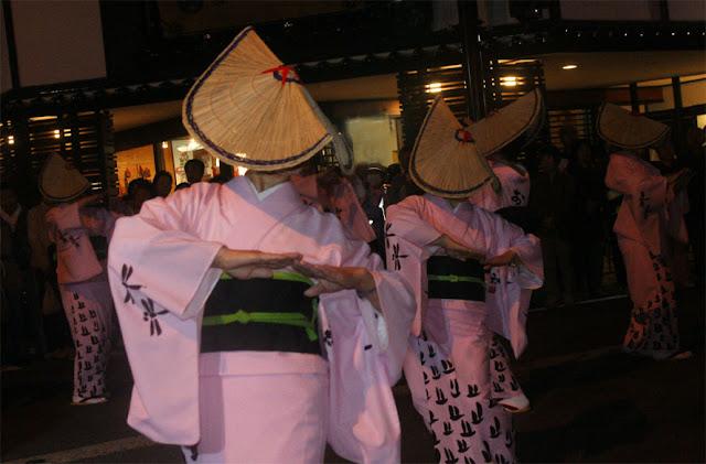 Ecchu Kaze-no-Bon Dance Festival, Suzu City, Ishikawa Pref.