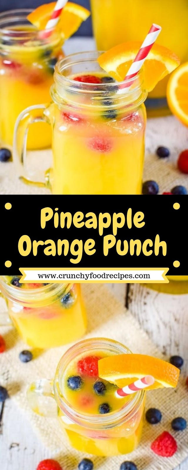 Pineapple Orange Punch