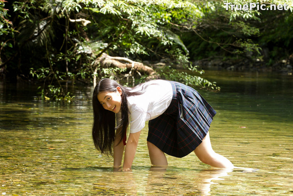 Image [YS Web] Vol.429 - Japanese Actress and Gravure Idol - Irie Saaya - TruePic.net - Picture-9