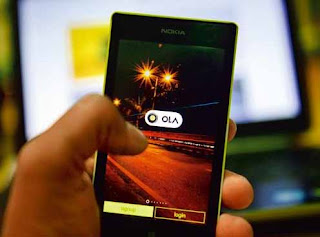 Ola, Mobile App, Ola App, ola app jaipur, Auto Rickshaws, Ola app in Jaipur