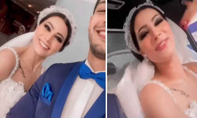 sherine lajmi mariage - شيرين اللجمي