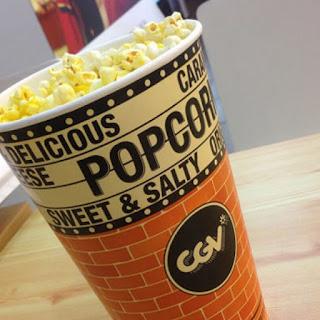 Harga Popcorn Di CGV Blitz
