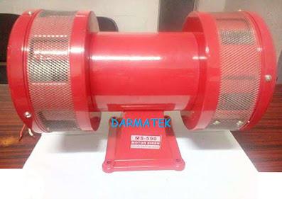 Darmatek Jual Sirine MS-590 Double Electric Motor Siren