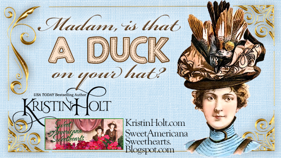 Madam, is that a duck on your hat? by Author Kristin Holt