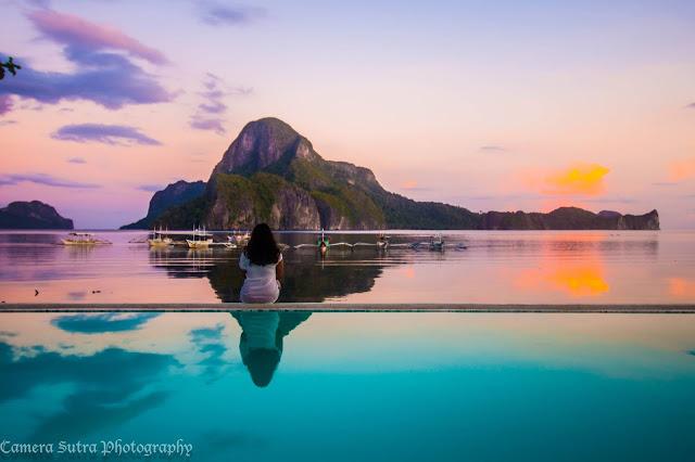 The Beautiful Paradise of El Nido Palawan, Philippines