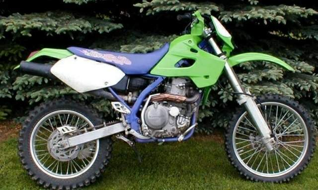 Kawasaki Klx 650 User  Owners Manual