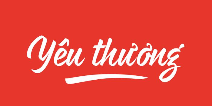 [Font Chữ] iCiel Rukola Việt hóa (Brush Script)