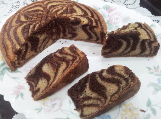 resepi kek mudah  telur  butter Resepi Kek Coklat Tanpa Telur dan Cuka Enak dan Mudah