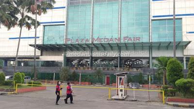 Dukung Himbauan Pemerintah Sejumlah Mall di Kota Medan dan Binjai TUTUP Sementara