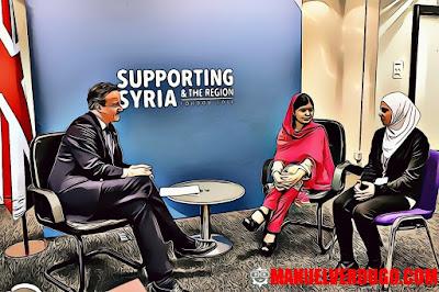 Biografía de Malala Yousafzai (Malala Maiwand)