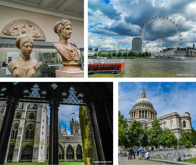 Atrações turísticas de Londres