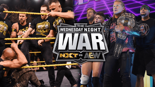 AEW Dynamite Beat NXT Once Again in Ratings