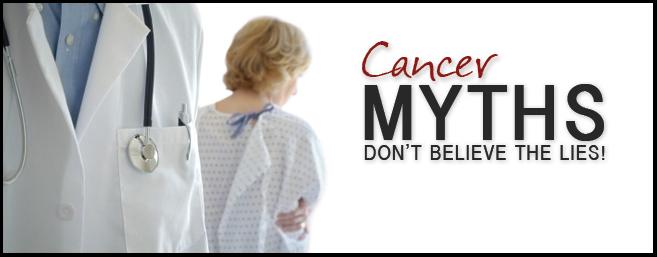 Mitos Dan Kesalahpahaman Tentang Kanker - Pasien Sehat
