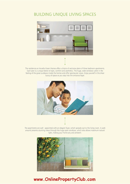 ARCADIA GREEN HOMES II, SUNNY ENCLAVE, SECTOR 124, MOHALI
