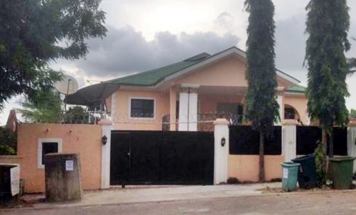 Sacked Reps Appropriation Chair, Jibrin, Releases Photos of Dogara's 'Guest Houses' in Abuja