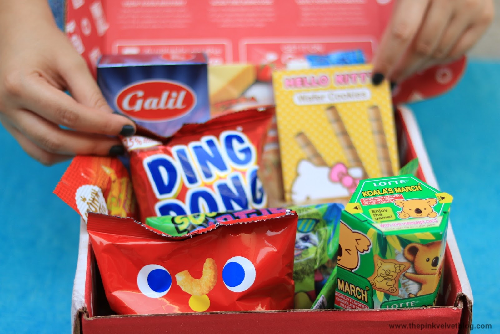 MunchPak - Snack Monthly Box