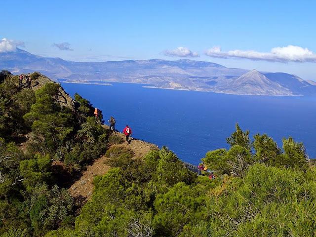 Η Βουνοπαρέα Αργολίδας πάει στα Γεράνεια όρη και στο Loutraki Thermal Spa
