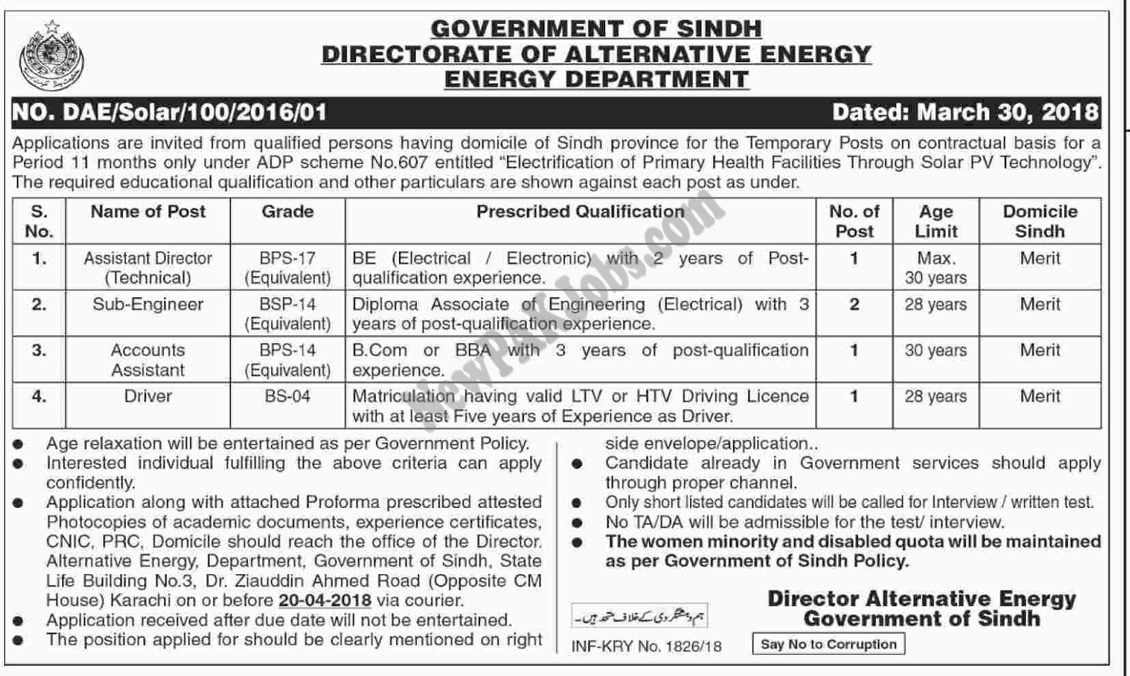 Energy-Department-Goven-of-Sindh