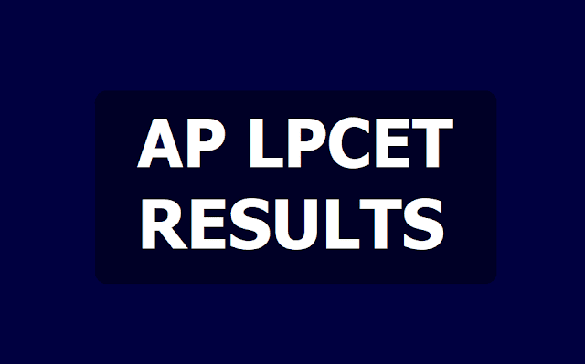 AP LPCET Results, Rank cards