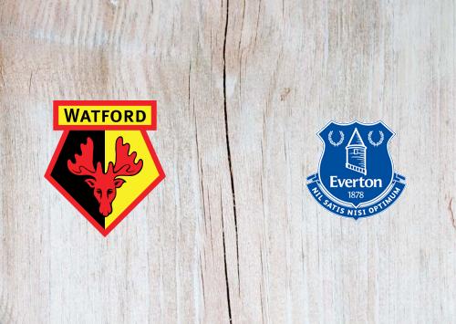 Watford vs Everton -Highlights 1 February 2020