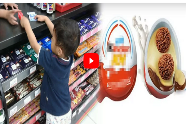 Curhat Minta Supermarket & Minimarket Singkirkan Cokelat ini dari Kasir, Ayah ini Wakili Banyak Bapak
