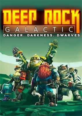 Deep Rock Galactic Torrent