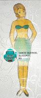 Советские бумажные куклы. Бумажная кукла СССР. Советская бумажная кукла