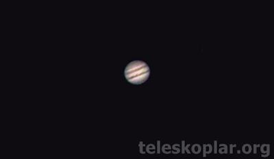 Meade StarNavigator 130 gezegen gözlemi