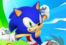 تنزيل Sonic Dash 4.11.0 مهكرة للاندرويد