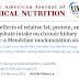 Efeitos causais da ingestão relativa de gordura, proteína e carboidratos na doença renal crônica: um estudo de randomização mendeliana.