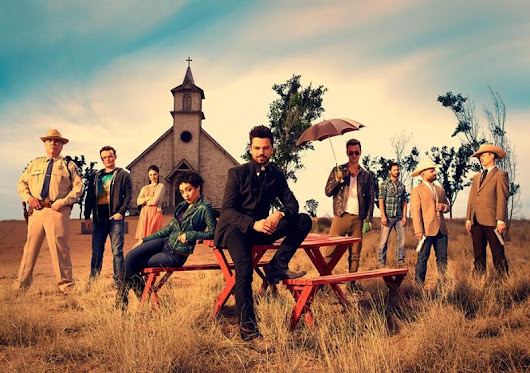 Further Thoughts on Preacher (AMC)
